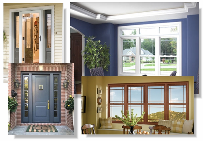 All Types Of Windows : Replacement windows and doors